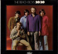 Beach Boys,The - 20/20 (E-T 33) Gatefold Sleeve - Mono